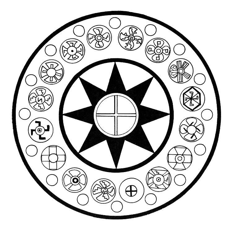 10 - Diseño mandala 1