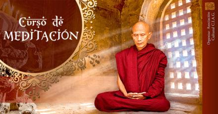 Inscripción Curso Inicial de Meditación en Badajoz (ABRIL de 2018)
