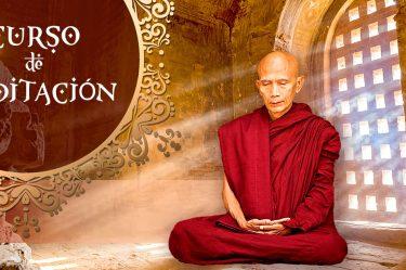 Curso gratuito meditación Badajoz