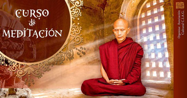 Curso Inicial de MEDITACIÓN – Online
