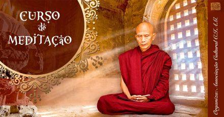 Curso Inicial de MEDITAÇÃO – Online